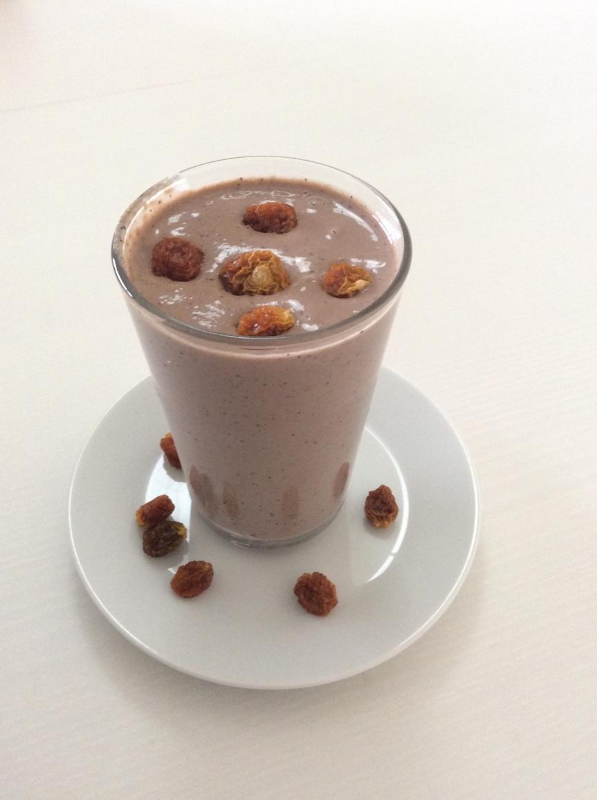 Golden Cacao Shake