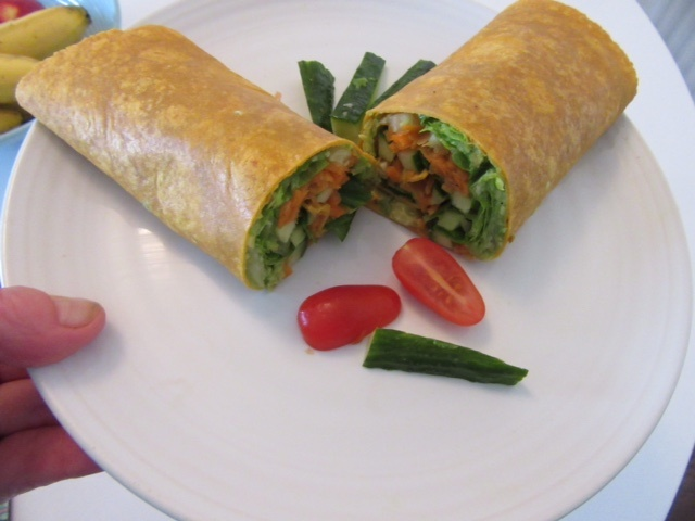 My Guest Post: Vegan Gluten-free Wraps, Bread & Guacamole – as close as it gets to vegan fast food!